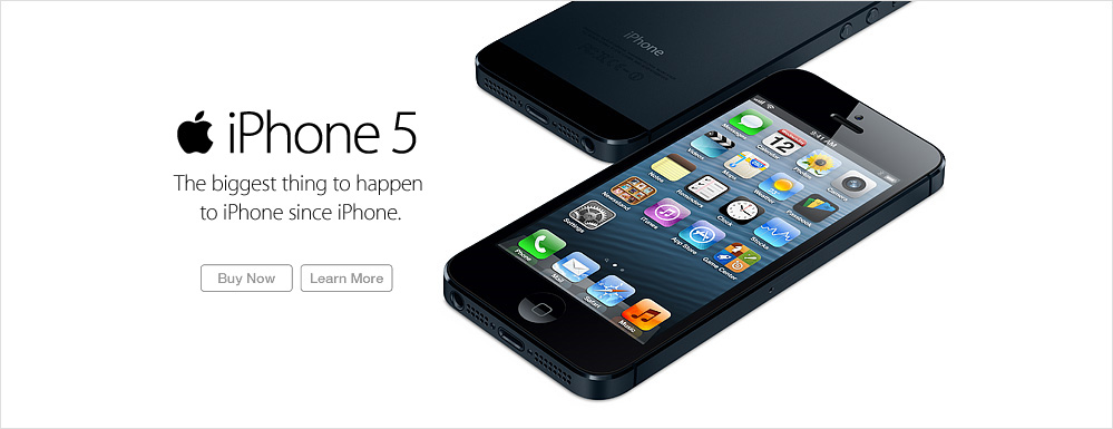 iPhone 5 - Coming soon