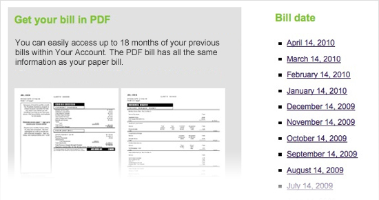 Switch to 180pxpaperless billing