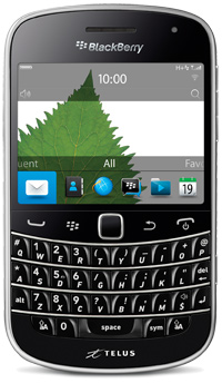 BlackBerry® Bold™ 9900 - Black -
