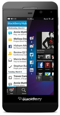 BlackBerry® Z10 -