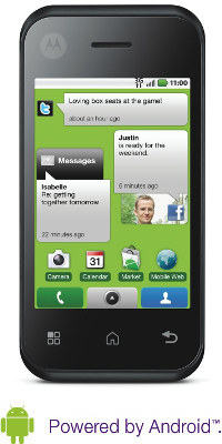 Motorola Backflip™ -