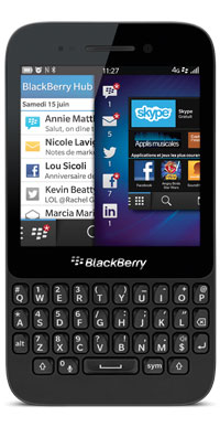 Le BlackBerry Q5